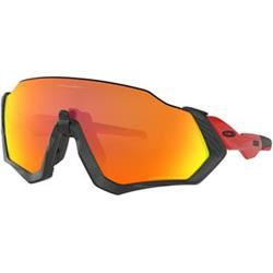 OAKLEY Flight Jacket Redline - PRIZM Ruby POLARIZED