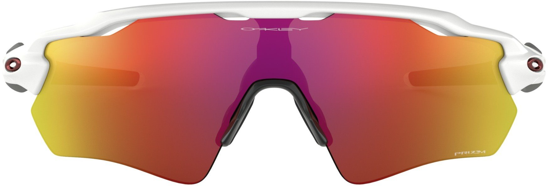 7e5a9432b2 OAKLEY Radar EV Path Polished White - PRIZM Ruby (OO9208-7238 ...