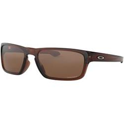 OAKLEY Sliver Stealth Polished Root Beer - PRIZM Tungsten