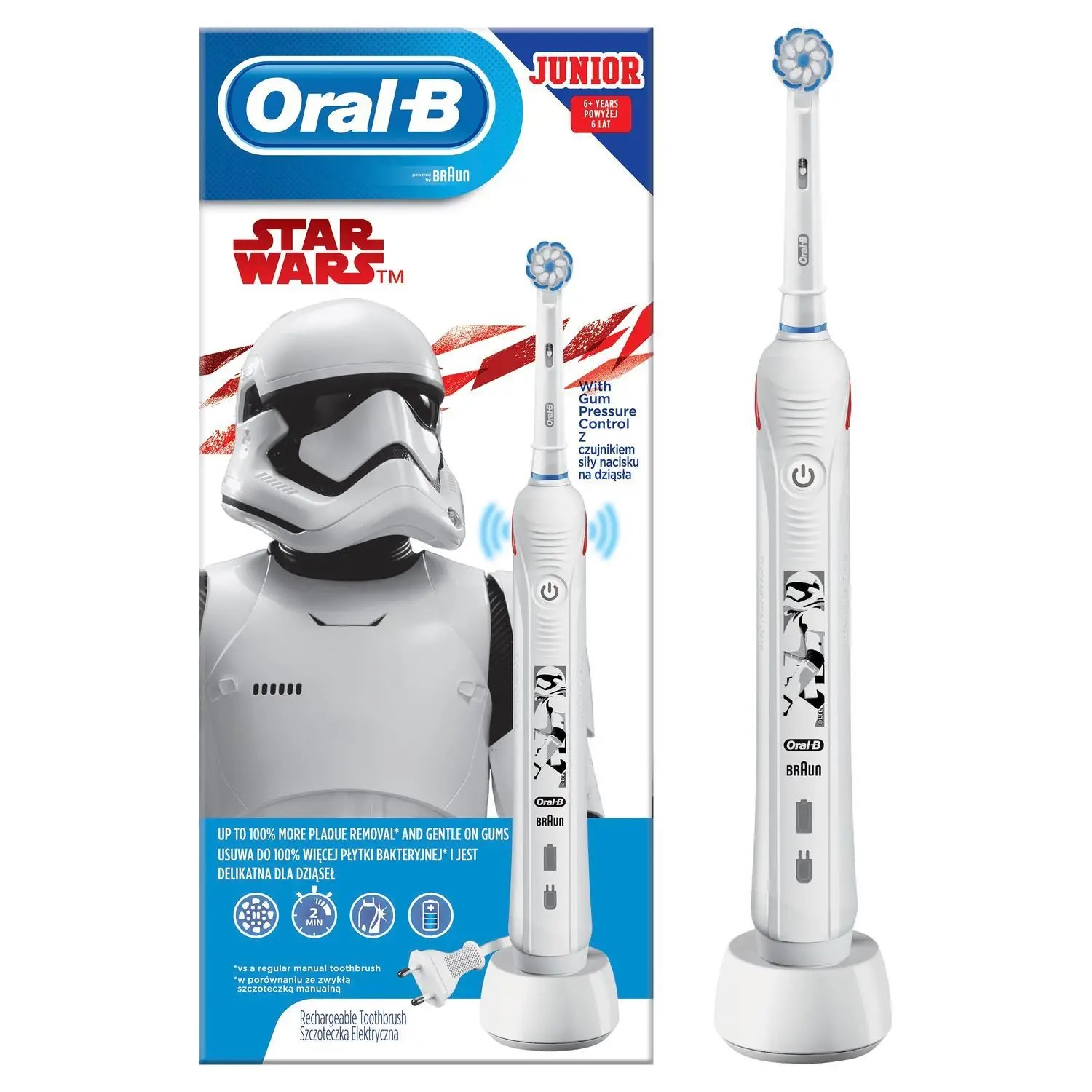 Oral-B Junior PRO 2 Star Wars