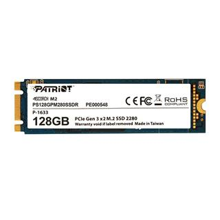 PATRIOT Scorch M.2 128GB PCIe SSD