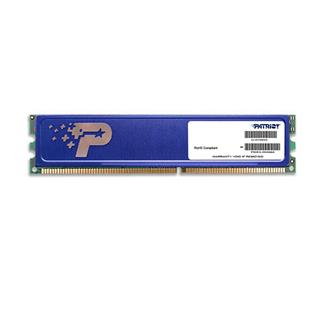 PATRIOT Signature Line 1GB 400MHz CL3, chladič