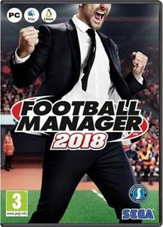 PC - Football Manager 2018