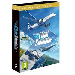PC - Microsoft Flight Simulator Premium Deluxe