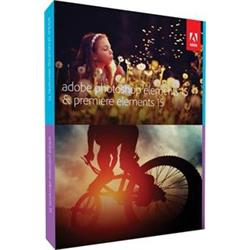 Photoshop Elements + Premiere Elements 15 CZ Box (65273612)