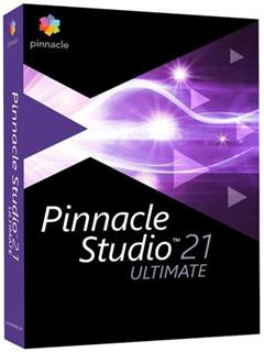 Pinnacle Studio 21 Ultimate Edu License (2-50) elektronicky LCPNST21ULMLA1
