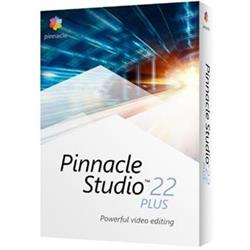Pinnacle Studio 22 Plus ML EU Box - Upgrade