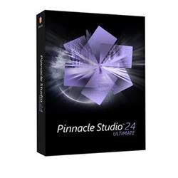 Pinnacle Studio 24 Ultimate - BOX, CZ