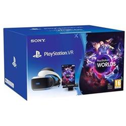PlayStation VR + PS4 kamera + VR Worlds