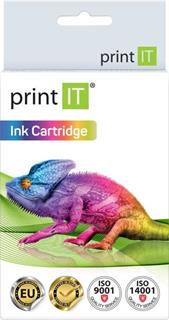 Print IT pro CANON PGI-5bk Black chip - alternativní