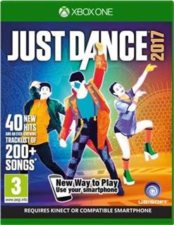 PROMO Xbox ONE- Just Dance 2017