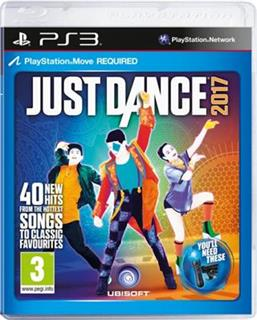 PS3 - Just Dance 2017