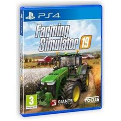 PS4 - Farming Simulator 19