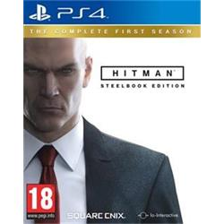 PS4 - Hitman: The Complete First Season, Steelbook edition