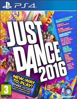 PS4 - Just Dance 2016 (USP403613)