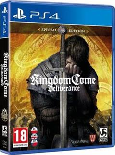 PS4 - Kingdom Come: Deliverance Special Edition