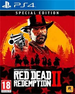 PS4 - Red Dead Redemption 2 Special Edition
