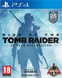 PS4 - Rise of the Tomb Raider (20 Year Celebration Edition)
