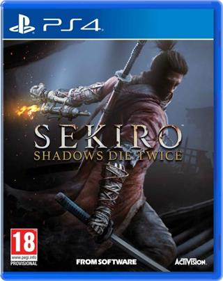 PS4 - Sekiro: Shadows Die Twice