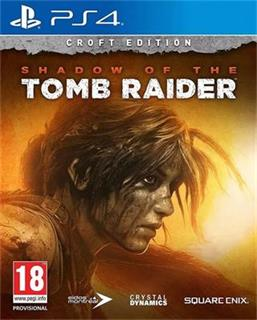 PS4 - Shadow of Tomb Raider Croft Edition
