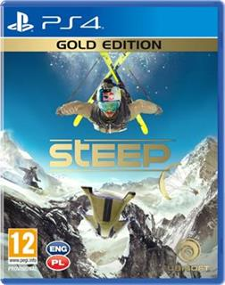 PS4 Steep Gold Edition
