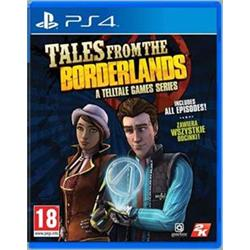 PS4 Tales from the Borderlands: A Telltale Games Series