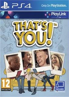 PS4 - That's You