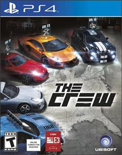 PS4 - The Crew - Day 1 Edition