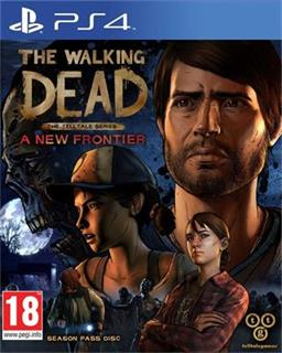 PS4 - The Walking Dead: A New Frontier