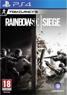 PS4 Tom Clancy's Rainbow Six: Siege (USP4072810)