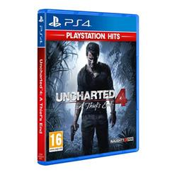 PS4 - Uncharted 4: A Thief
