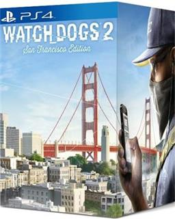PS4 Watch Dogs 2 (San Francisco Edition)