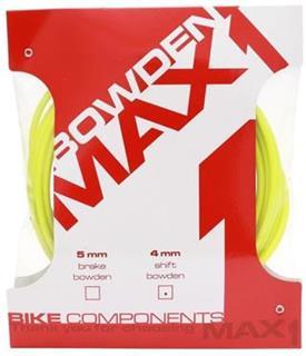 řadící bowden MAX1 4mm - žlutý, 3m
