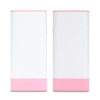 Remax Youth RPL-19 Power Bank White/Pink, 10000mAh