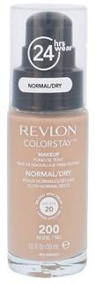 Revlon Colorstay Makeup Normal Dry Skin 30ml - 200 Nude