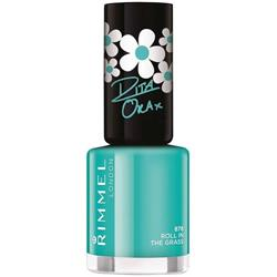 Rimmel London 60 Seconds Nail Polish By Rita Ora 8ml - 878 Roll In The Grass