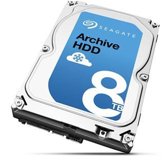 Seagate Archive HDD 8TB 256MB