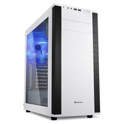 SHARKOON M25-W ATX MidiTower bílá