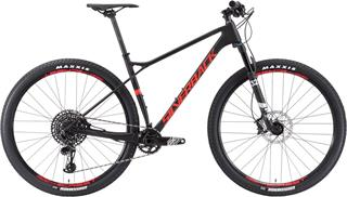 """SILVERBACK 2018 Superspeed SBC 18,5"""" - Raw Carbon / Aston Black / Hot Red / Arctic White"""