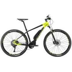 "SILVERBACK S-ELECTRO Comp, vel. XL/21"" - Aston Black/Periodit Lime"
