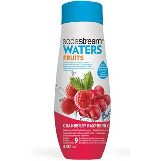 Sodastream příchuť FRUITS Brusinka-Malina 440 ml