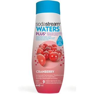 Sodastream Sirup PLUS Brusinka (Vitamín) 440ml
