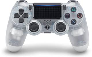 Sony PS4 Dualshock 4 v2 Crystal