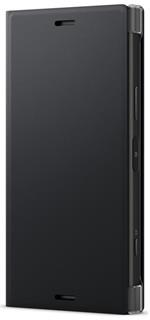 SONY SCSG60 Style Cover Stand pro Xperia XZ1 Compact Black