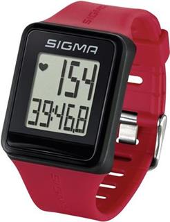 sporttester Sigma iD.GO rouge