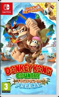 Switch - Donkey Kong Country Tropical Freeze