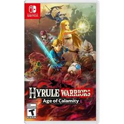 Switch - Hyrule Warriors: Age of Calamity