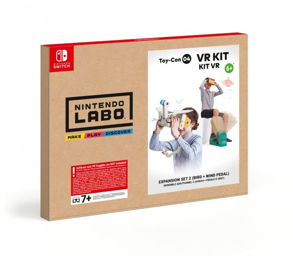 Switch - Labo VR Kit - Expansion Set 2