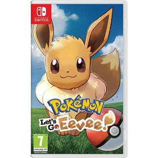 Switch - Pokémon Let's Go Eevee!