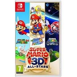 Switch - Super Mario 3D All Stars